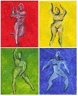 dancing in four colours (2003) Svenja Bary